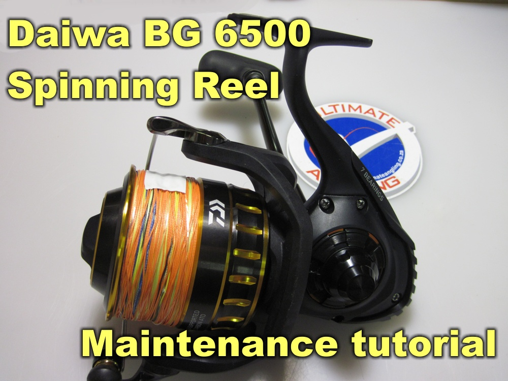 Pinion Daiwa BG-15 Spinning Reel USED DAIWA REEL PART